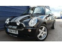2004 MINI ONE BLACK 1.6 NEW CLUTCH FULL SERVICE HISTORY VERY GOOD CONDITION
