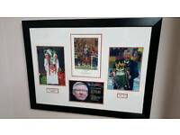 Sir Alex Ferguson Framed Limited Edition Pictures