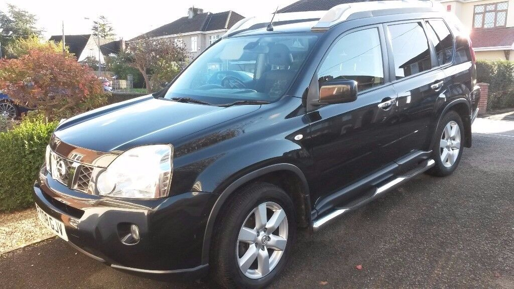 2008 (08) NISSAN X-TRAIL 2.0 dCi 173bhp - Arctix Expedition Sports Adventure 5dr