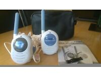 BABY MONITOR, TOMY, WALKABOUT CLASSIC ADVANCE