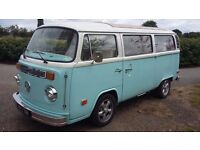 1974 Vw T2 for sale