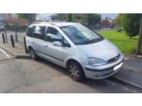 AUTOMATIC 2005 7 seater ford galaxy 1.9tdi diesel+mot+tax needs some attention runs+drives DRIVEAWAY