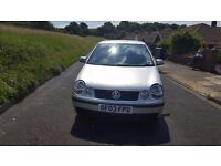 VolksWagen Polo 1.4 automatic low millage