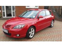 Mazda 323 Sport 2.0i, 2005 - 5 Door, 3 Owners, 62000 Miles, Service History, Great Condition