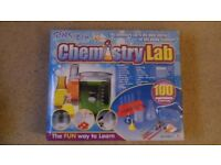 CHEMISTRY LAB - 100 EXPERIMENTS - BRAND NEW UNUSED