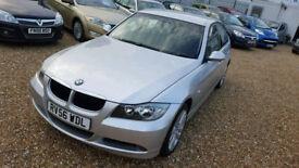 BMW 3 Series 318i Es 4DR 2.0 Saloon Hpi Clear,02 keys, Full Service History,Long Mot.