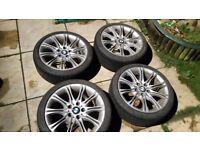 Bmw mv2 wheels x4
