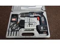 Einhell battery drill