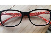 Ray ban glasses for sale. Used a few times.
