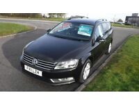 VOLKSWAGEN PASSAT BLUE MOTION ESTATE 2011,1.6 TD,Alloys,Air Con,Cruise Control,Full Service Historu