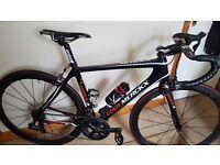 eddy merckx di2 carbon road cycle bike