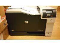 HP Colour LaserJet CP5225 A3 Printer (Loads of Ink Left)