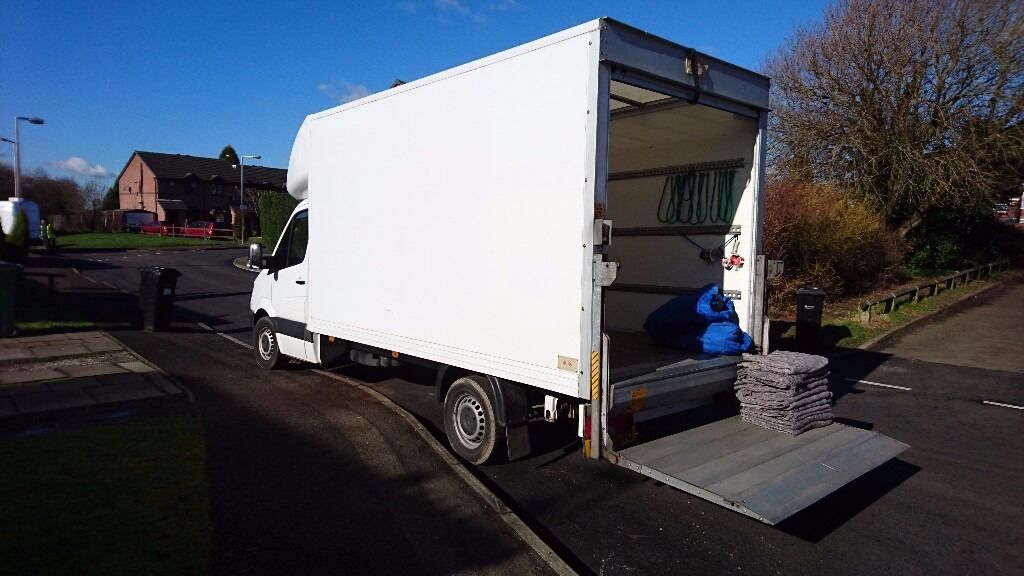 Halifax removal company offering house and business removals, Man and Van services