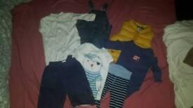 Baby Boy bundle 3-6 months, Jojo Maman bebe, Next, Baby Gap