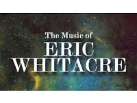 Eric Whitacre > Cheap Front Row Tickets at Royal Albert Hall