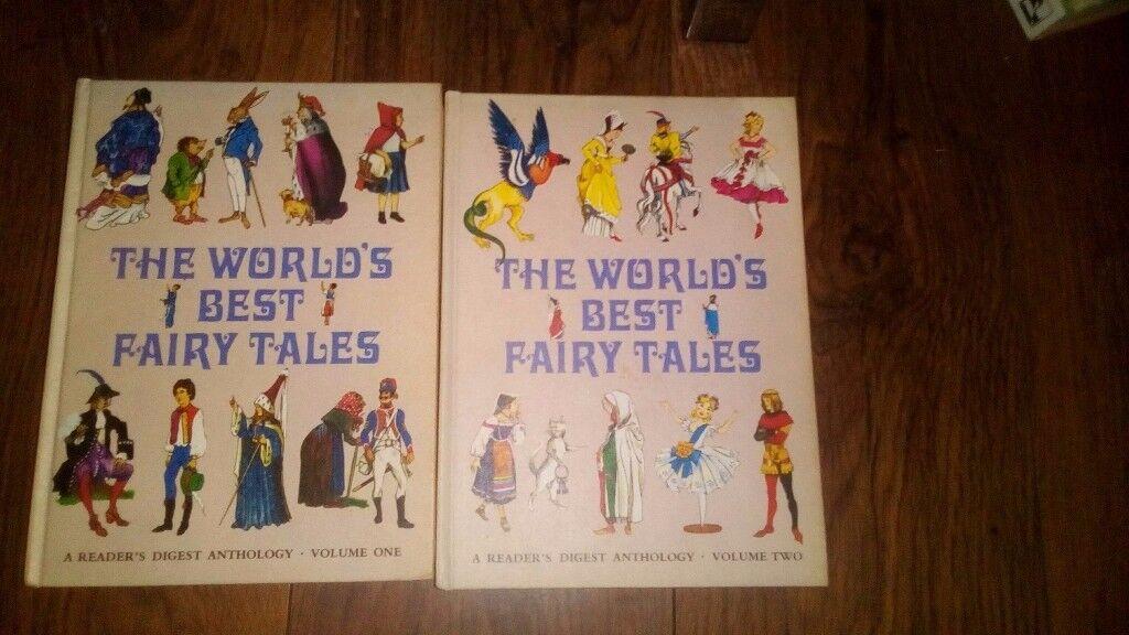 The World's Best Fair Tales 2 books