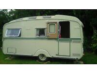 Vintage Classic Royale Caravan