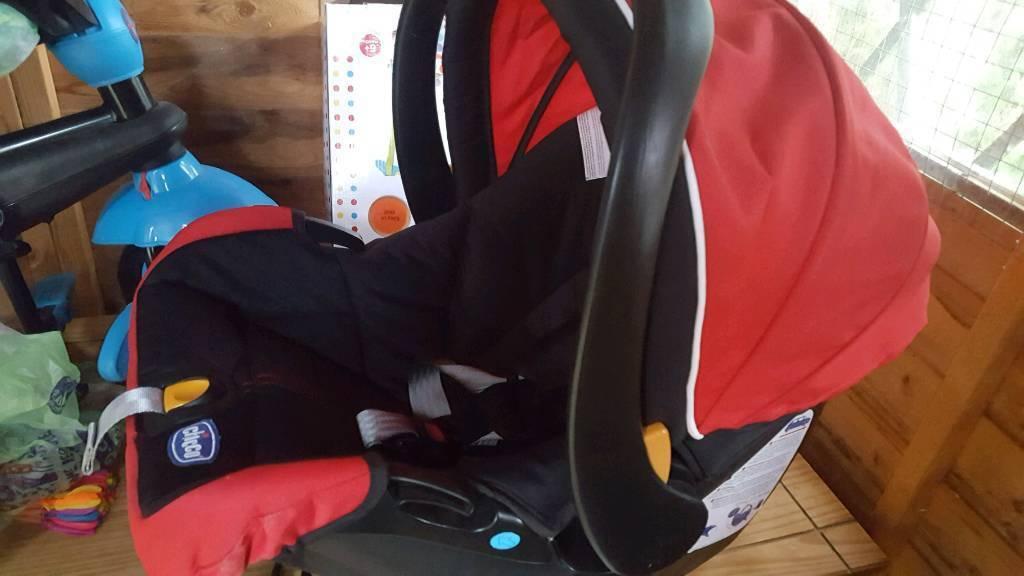 Baby car seet