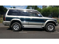 MITSUBISHI PAJERO INTER COOLER EXCEED SPARES OR REPAIR