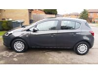 Vauxhall Corsa 1.2, 5 Door, 15 plate, Metallic Grey, beautiful car, immaculate condition £5999