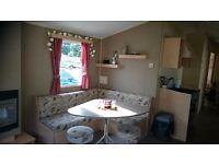 Caravan to rent, 3 beds sleeps 8, clacton-on-sea, highfield grange holiday park