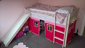 Childs activity bed £125