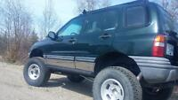 2003 Lifted Chevrolet Tracker