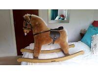 Mamas and Papas Rocking horse (bow rocker)
