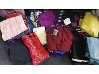 Job lot size 18 clothes