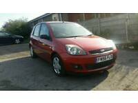 2006 FORD FIESTA ZETEC CLIMATE , , 1 YEAR MOT , , IDEAL 1ST CAR , , CHEAP