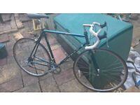 Bike Raleigh M Trax Race 100 Vintage Racing Bike
