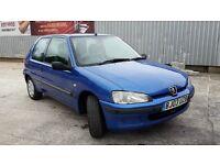 Peugeot 106 Independence - Blue - Great Car - Bargain
