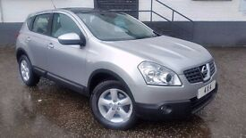 Nissan Qashqai 2.0 dCi Acenta 4WD 5dr - ONE OWNER, LOW MILEAGE