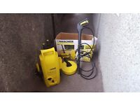 Karcher K 2.36 M Pressure Washer used couple of times