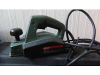 Bosch electric wood planer