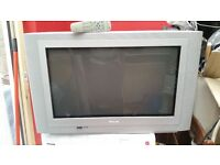 "PHILPS 28"" COLOUR TELEVISION. WORKS GREAT £15. STEVE 07850-309431"