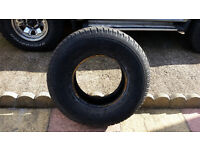 Bridgestone Dueler 4x4 Tyre 31x10.5x15 Pajero, Isuzu, Toyota