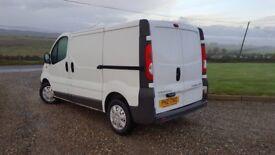 NO VAT 2012 Vauxhall Vivaro SWB