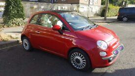 Fiat 500 1.2 petrol manual