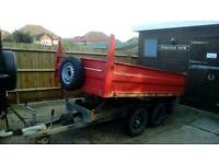 9x5 tipping trailer