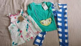 Joules and M&S age 3-4 brand new bundle