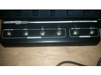 Guitar effects pedal KORG A4 Multi Effects Processor guitar floor unit