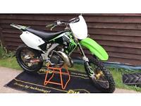 Kawasaki kx 125/144/150 2005 not ktm/yz/tm/rm