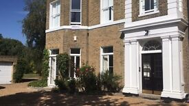 Large Double Rooms in Grade 2 Listed Building