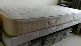Bed single divan