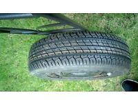 175/70 R14 84H Dunlop tyre.