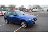 2008 ,BMW X3 , 2.0 diesel.....