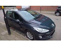 Peugeot 308 2009 1.4 LONG MOT, 2 KEYS