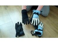Quicksilver Ladies Ski Gloves (including liners)