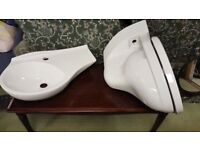 Villeroy And Boch Toilet & Sink Never Been Used